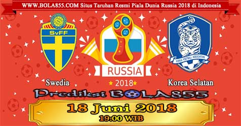 Prediksi Bola855 Sweden vs South Korea 18 Juni 2018