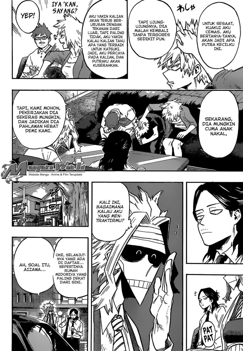 Boku no Hero Academia Chapter 96-11