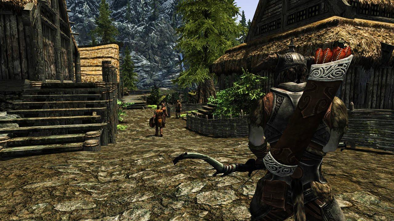 Skyrim Special Edition Archery