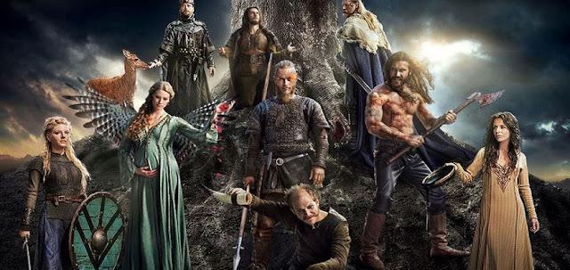 Historia Ragnara z Wikingów