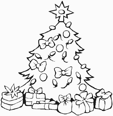 Christmas Coloring Pages Download