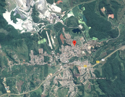 Moradores de Cajati sentiram um Tremor de Terra na noite desta sexta-feira