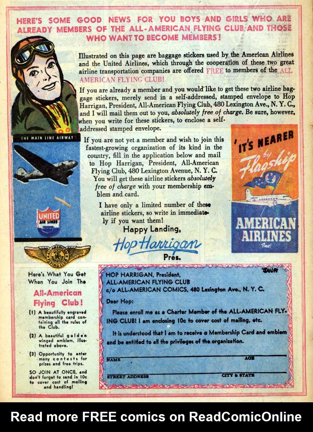 Read online All-American Comics (1939) comic -  Issue #22 - 28