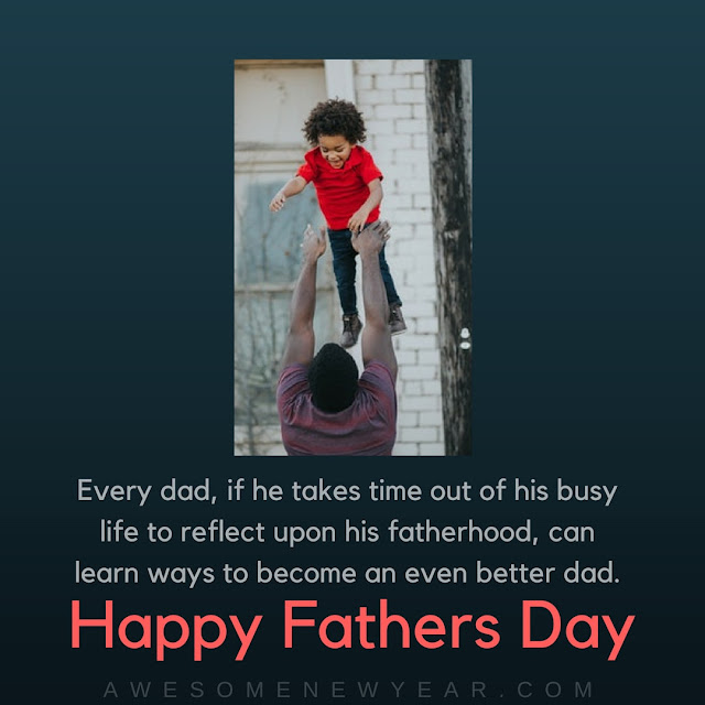 Father's day quotes with images