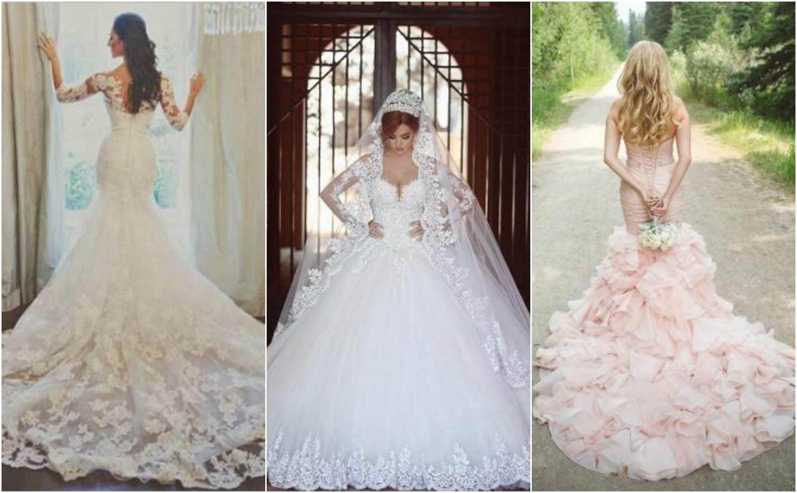 In Wedding Dresses 85 Lovely  Fashion Trends In