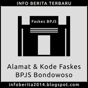 Daftar Alamat Kode Faskes BPJS Bondowoso