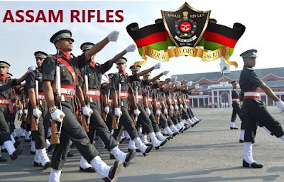 ASSAM RIFLES RECRUITMENT RALLY