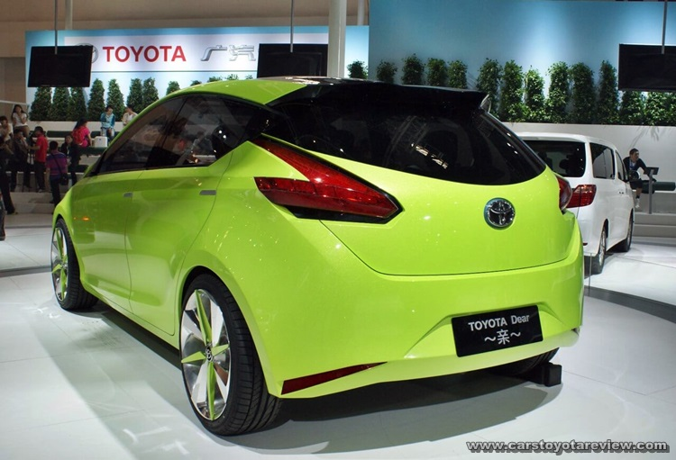 2016 Toyota Dear Qin Review Specs And Price