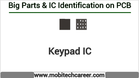 How to identify Keypad ic on pcb of a mobile phone | All IC identification on PCB circuit diagram | Mobile Phone Repairing Course | iphone Repair | cell phone repair Hindi me