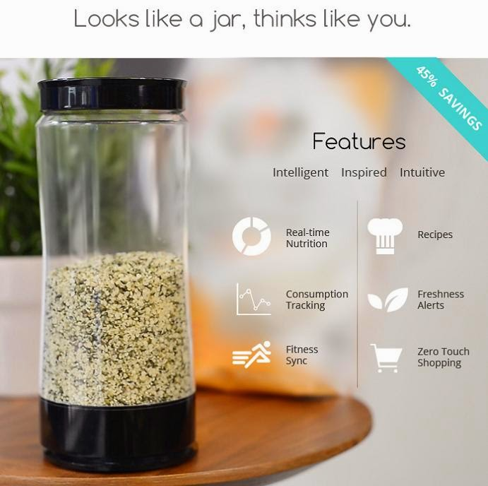 Smart Vacuum Food Containers