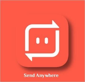 برنامج, مجانى, لارسال, واستقبال, ونقل, ومشاركة, الملفات, من, اى, مكان, Send ,Anywhere, اخر, اصدار