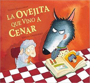 mejores cuentos niños 3 a 5 años, recomendados imprescindibles, la ovejita que vino a cenar