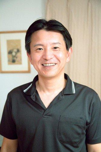 Makoto Araki sebagai ayah dari Ichitaka