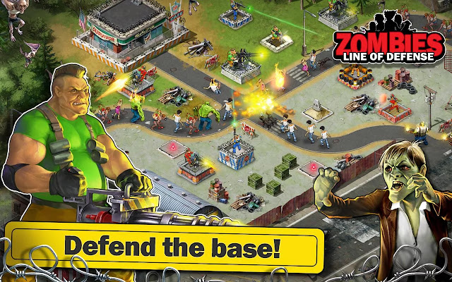Zombie: Line of Defense MOD APK