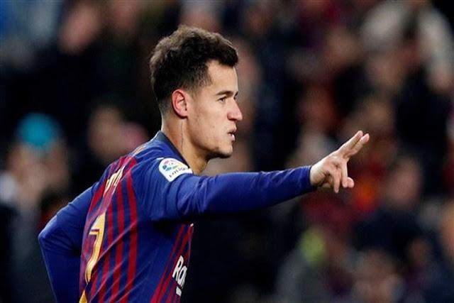 كوتينيو يقترب من الرحيل عن برشلونة