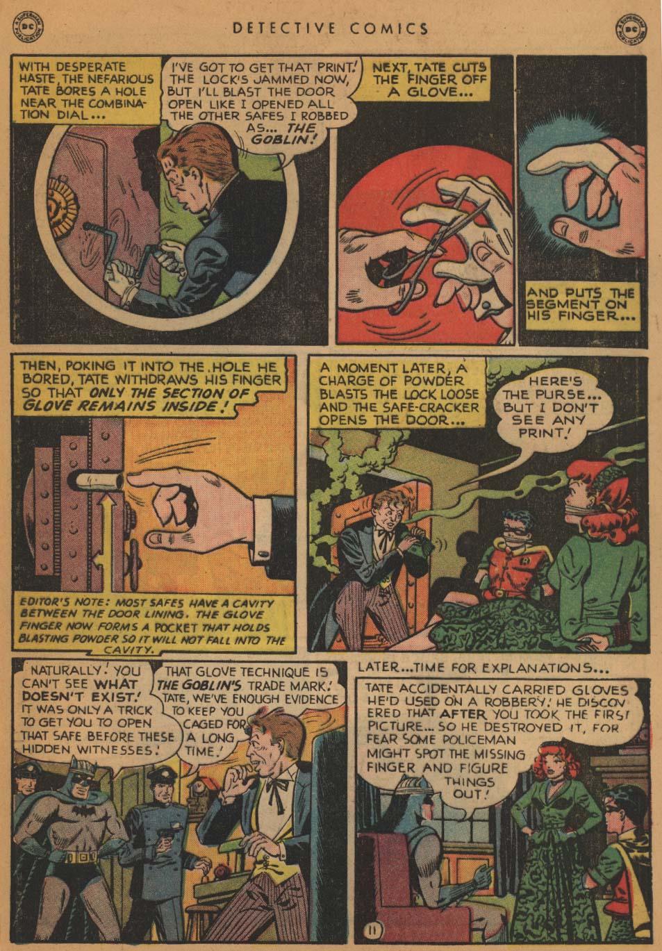 Read online Detective Comics (1937) comic -  Issue #152 - 13