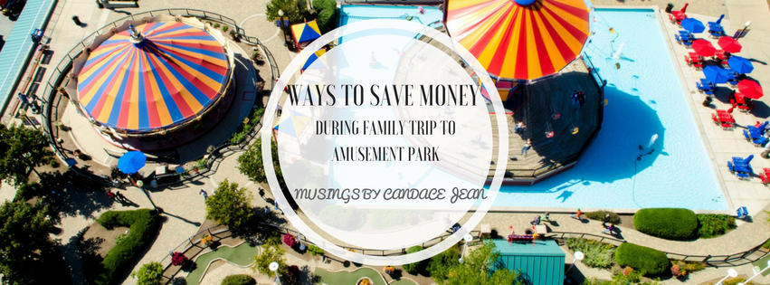 Ways to Save Money At the Park banner