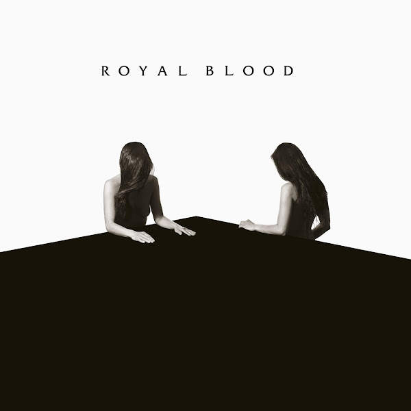Royal Blood - How Did We Get So Dark? Cover