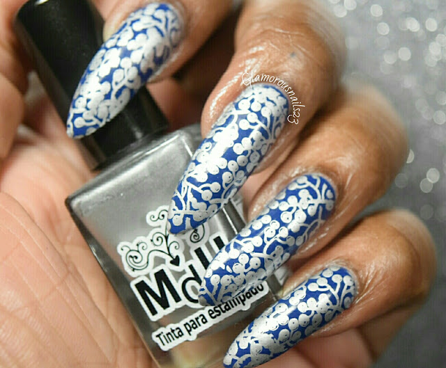 Bundle Monster BM-XL114 Stamping Nail Art