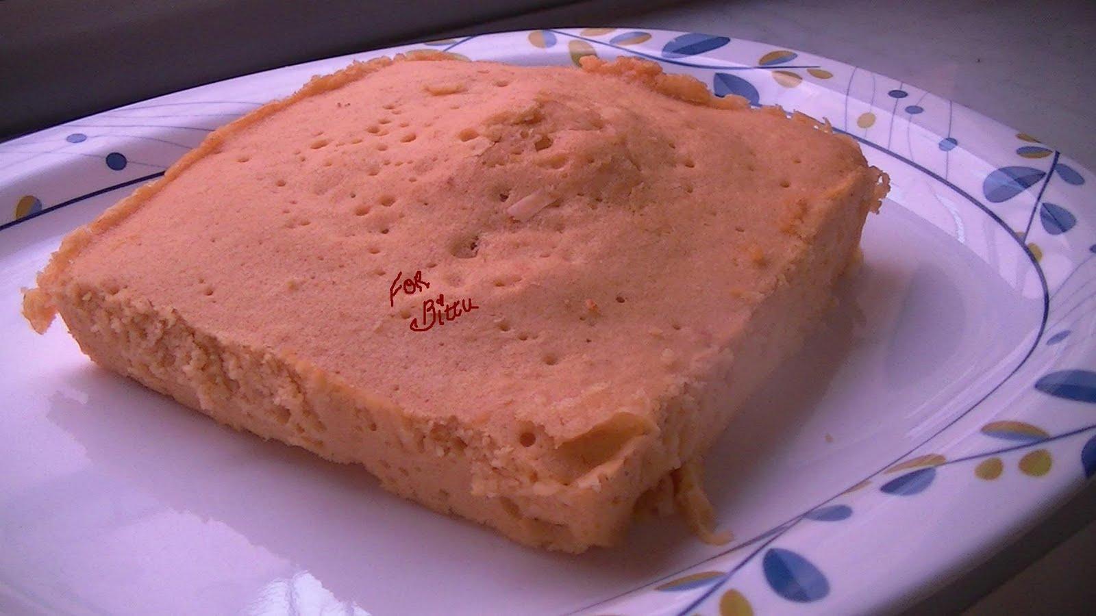 Microwave Cake Recipes Lemon: Mittu Cooking Love: Orange Cake In A Microwave