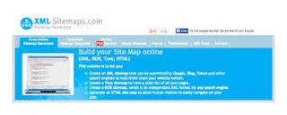 Free sitemap builder