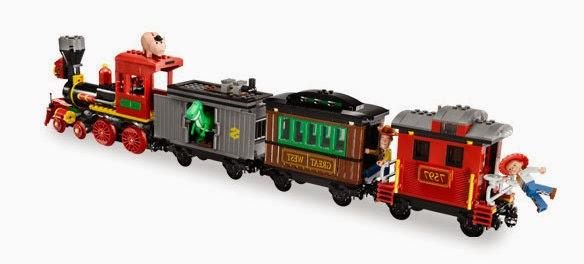 30eb2fb8f90ab Y ya solo nos queda que la tarta se parezca al Tren de Lego de Toy Story 3.