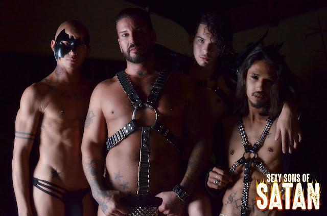 Spunku - SEXY SONS OF SATAN: THE PLAYROOM