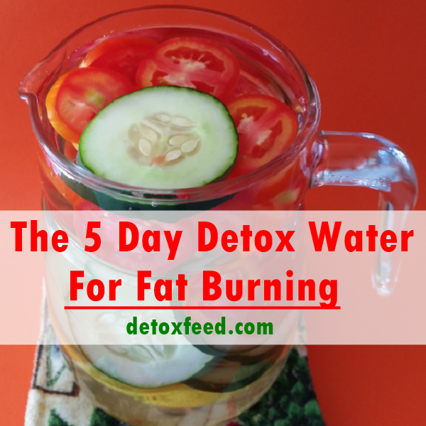 Water For Fat Burning