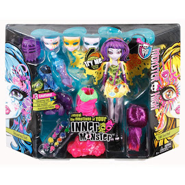 MH Inner Monster Shivering Sad & Eek Excited & Hauntingly Happy Doll