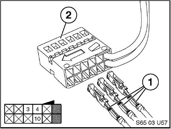 BMW E39 Apple IPOD Auxiliary Audio Input DIY ~ Deutsh Power