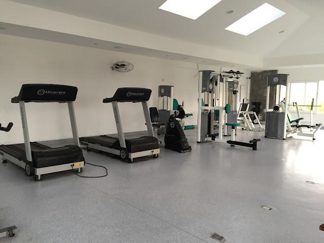 Fitness Center - Blue Tree Park Búzios