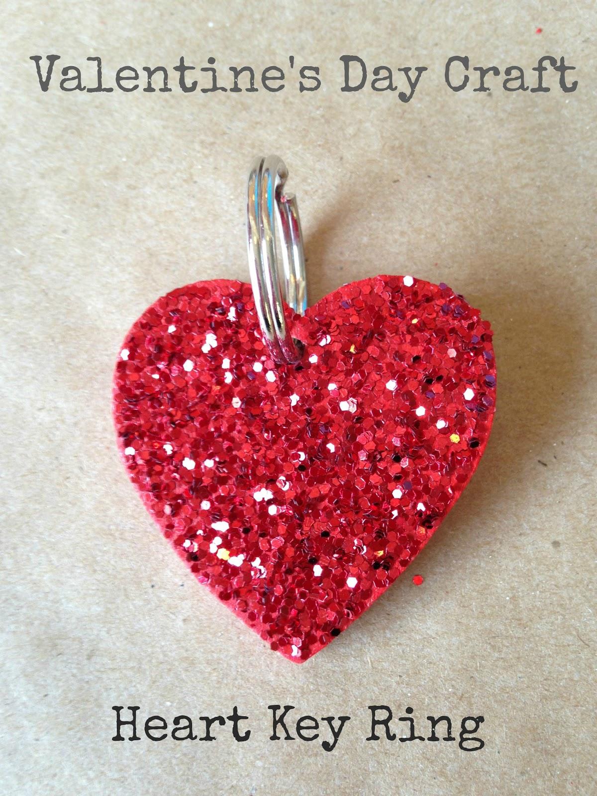 Nicola Natland Valentine S Day Craft