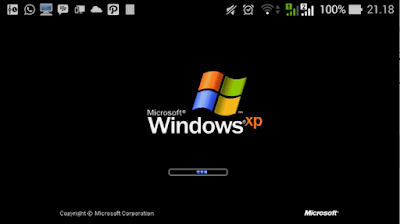 Windows XP on Android