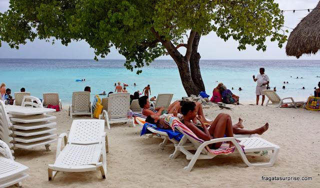 Praia de Cas Abao, Curaçao