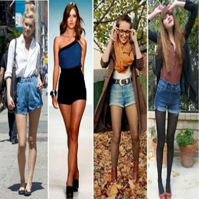 Looks com shorts jeans cintura alta