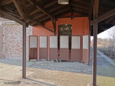 Kędzierzyn-Koźle Zachodnie, tablice pamiątkowe