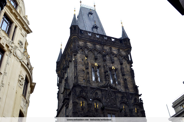 prag powder tower