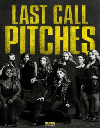 Pitch Perfect 3 (2017) English 300MB