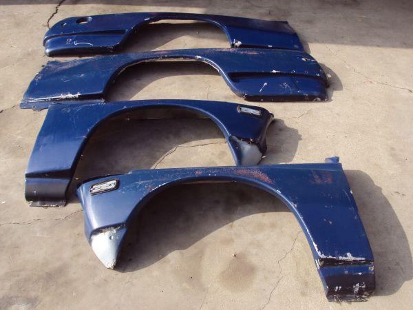 Baurspotting Zender Bmw 2002tii 1600 Fiberglass Wide Body