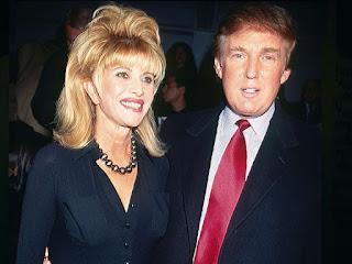 Ivana trump, donald trump wife
