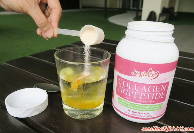 Joymix Collagen Tripeptide review, Collagen Tripeptide vs Normal Collagen