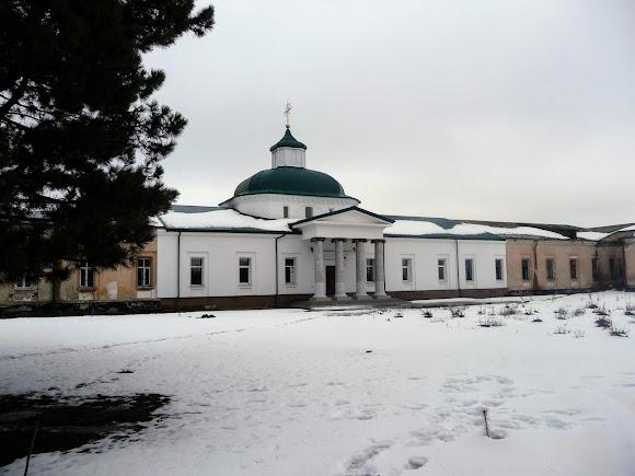Самарский Свято-Николаевский монастырь. Свято-Преображенский храм