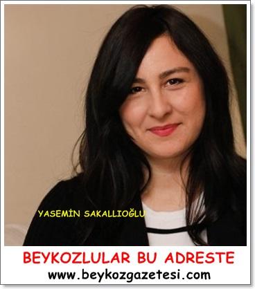 Yasemin Sakallıoğlu Kimdir?