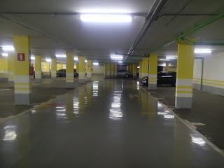 faixas garagem