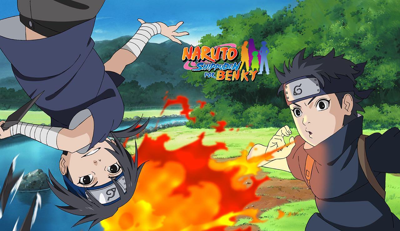 Naruto Shippuden por Ben-ky: [Análisis] La Verdadera Leyenda de ...