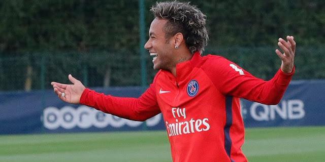 Neymar Kecam Presiden Barcelona Sebagai 'Lelucon'