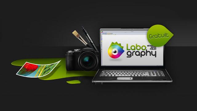 تحميل برنامج Labography لعرض وتصميم الصور والتعديل عليها