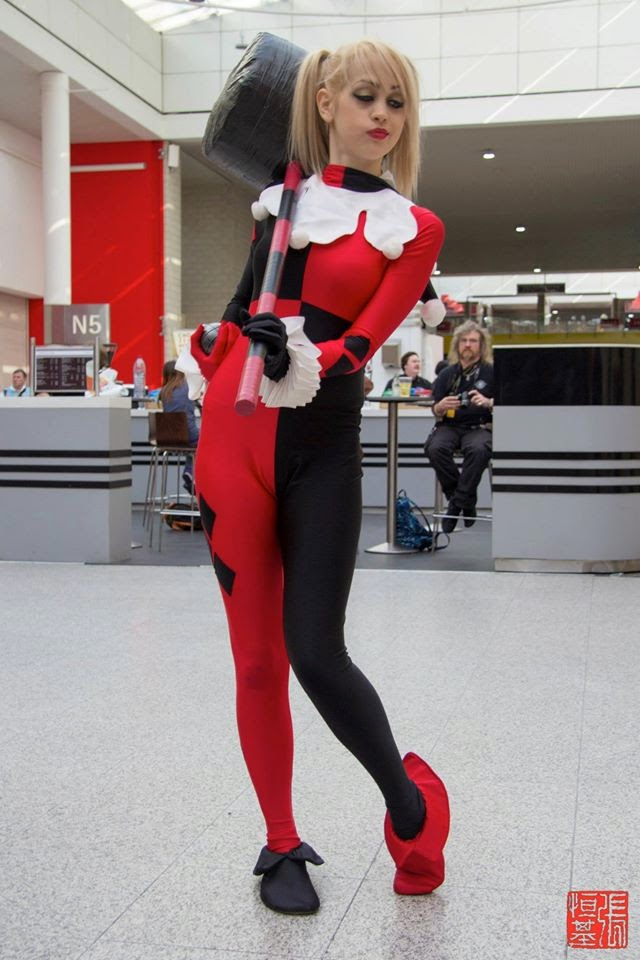 Kerraldine Cosplay - Harley Quinn