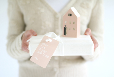HEIM - tiny paper houses - gift decoration - advent calendar - advent houses - christmas gift