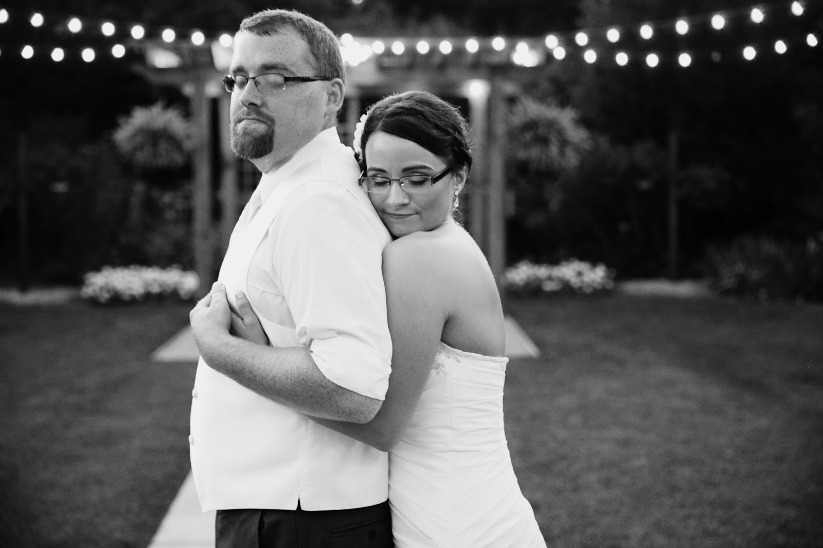 eau claire area wedding photographer